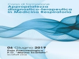 APPROPRIATEZZA DIAGNOSTICO-TERAPEUTICA IN MEDICINA RESPIRATORIA